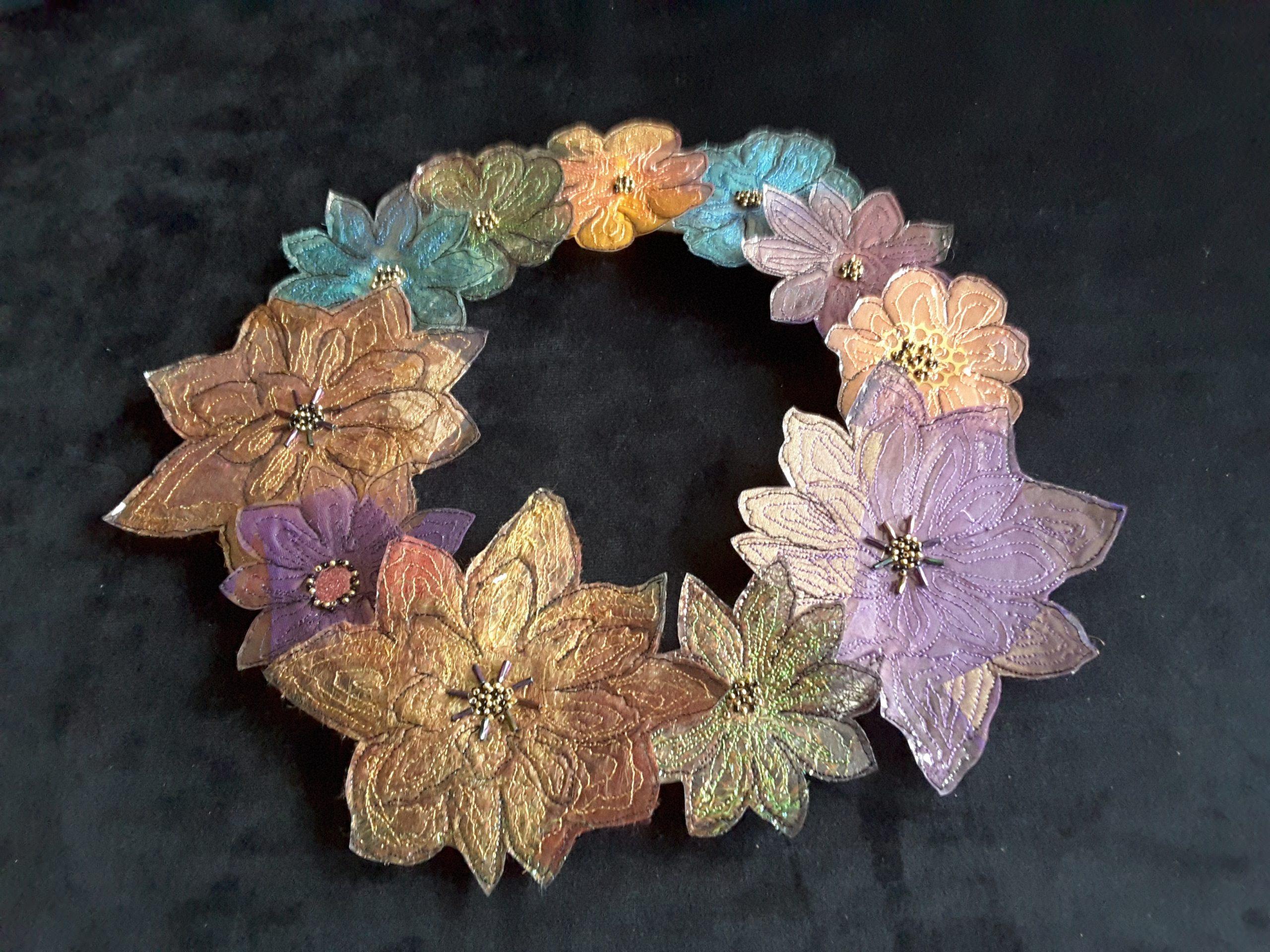 Helen's ring of flowers
